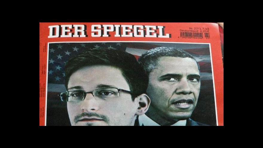 Video Rok Edwarda Snowdena