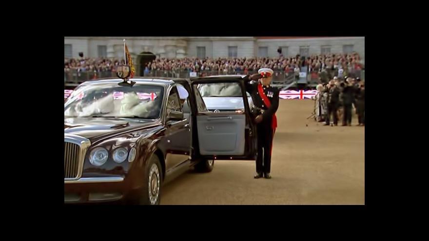 Video Oslav v Normandii se zúčastní i britská královna