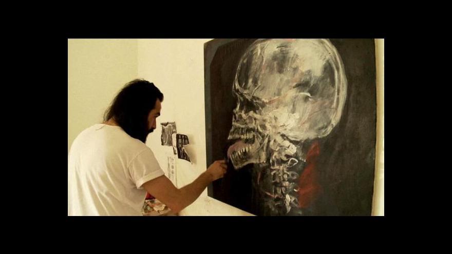 Video Syrské umění v exilu