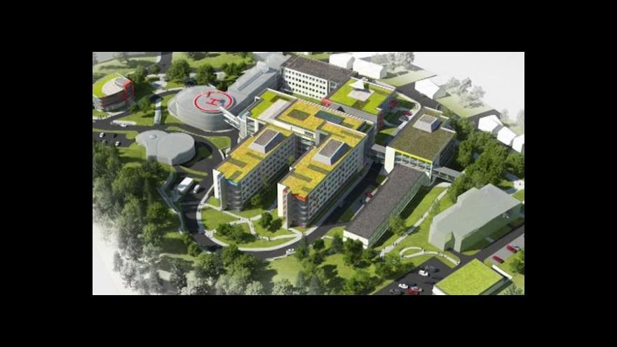 Video Oprava náchodské nemocnice se opět zdržuje