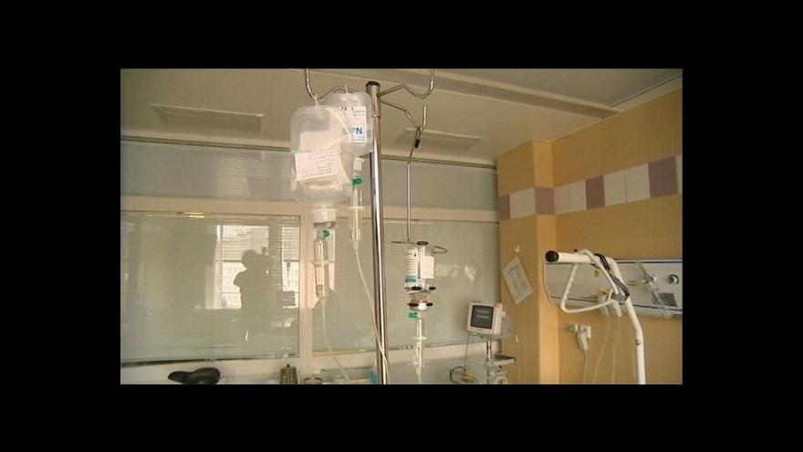Video Dárců kostní dřeně je nedostatek