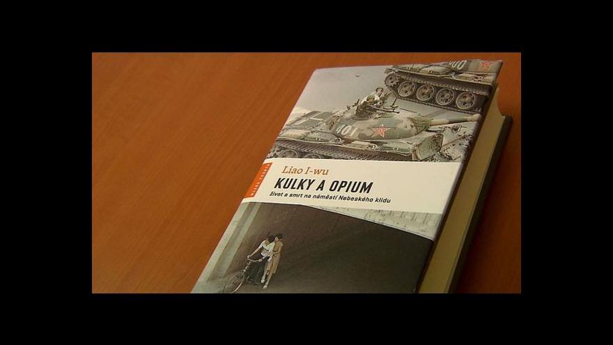 Video Vychází kniha Liao I-wua o pekingském masakru