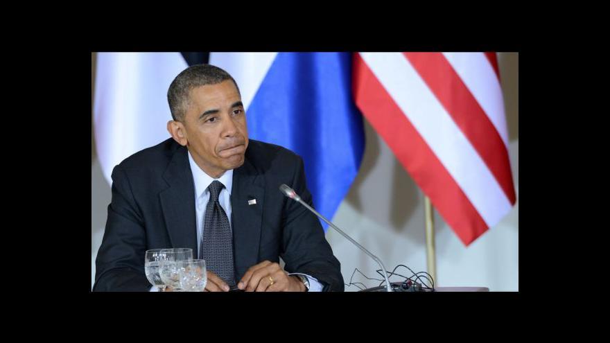 Video Události: USA pošlou do Evropy víc vojáků