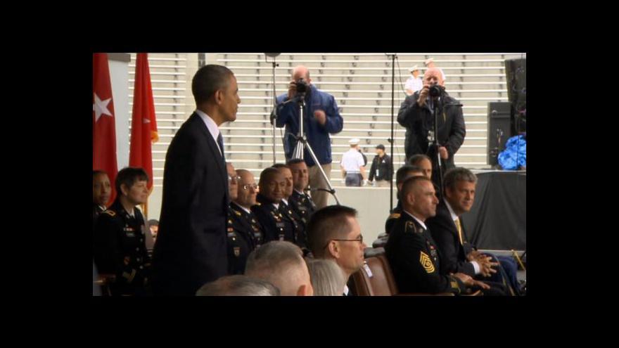 Video Horizont 24: Obama mění bezpečnostní strategii