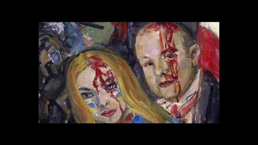 Video Angažované umění z Majdanu