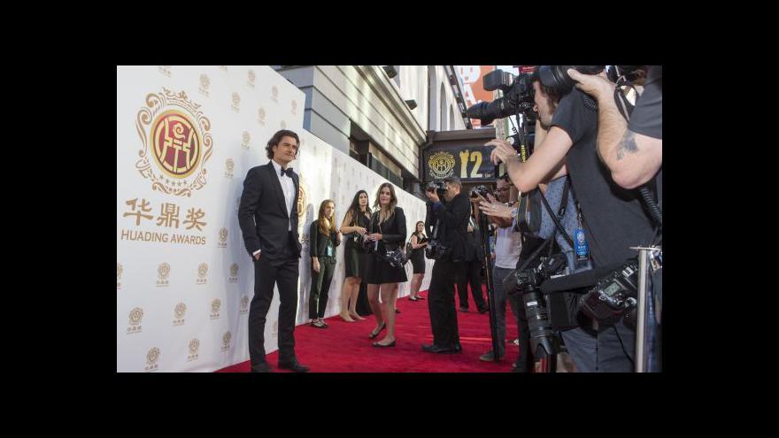 Video Čínské filmové ceny v Los Angeles