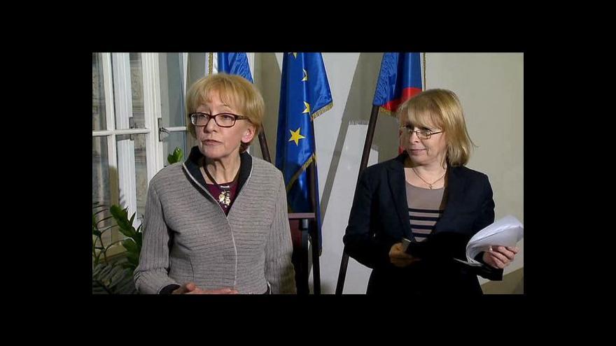 Video Spor žen krouží kolem postů v ústecké a brněnské justici