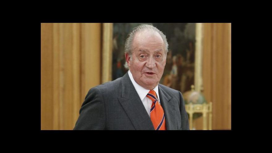 Video Zavadil o abdikaci španělského krále: Překvapení chybí