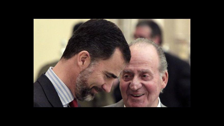 Video Hispanista: Juan Carlos má pořád velkou autoritu