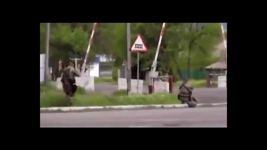 Video Karas: Boje na východě Ukrajiny asi hned tak neskončí