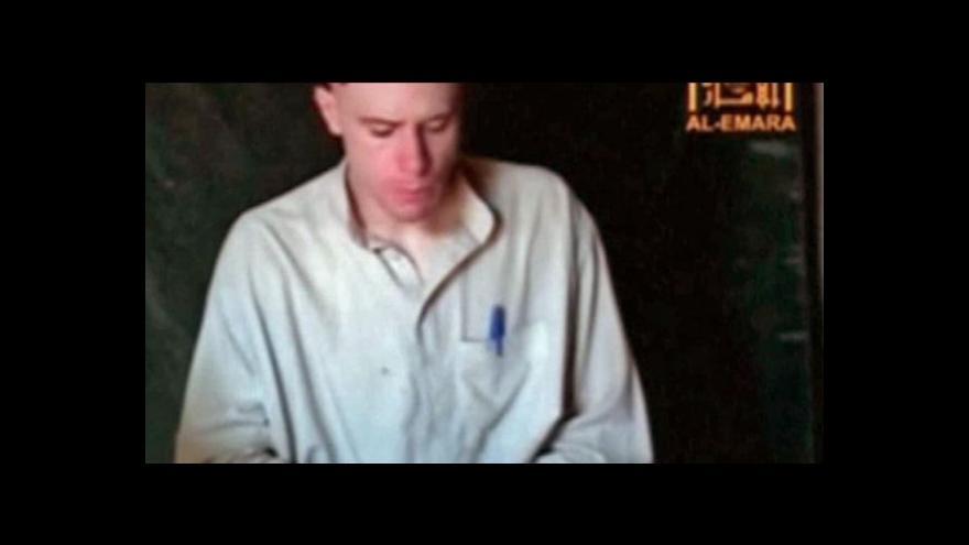 Video Výměna Bergdahla vyvolává spory