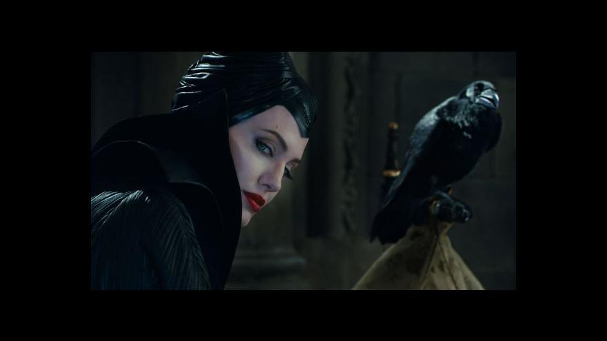 Video Zloba - Královna černé magie jde do kin
