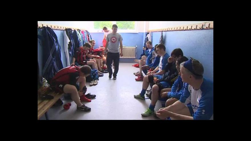 Video Nevidomí futsalisté se utkali v Bučovicích
