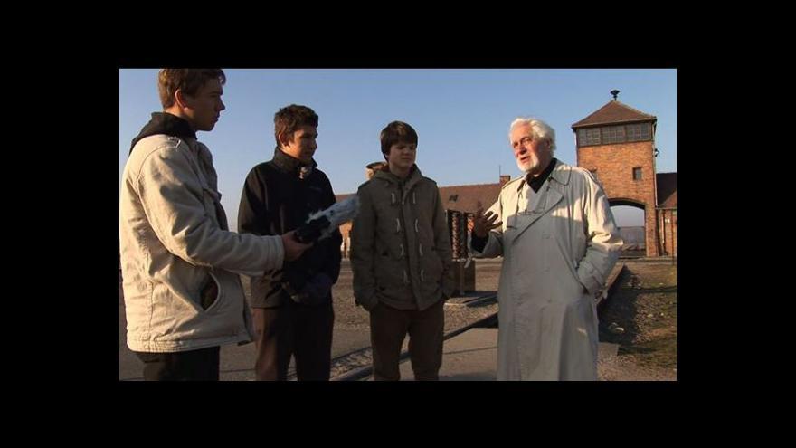 Video Studenti natočili dokument o Tomanu Brodovi