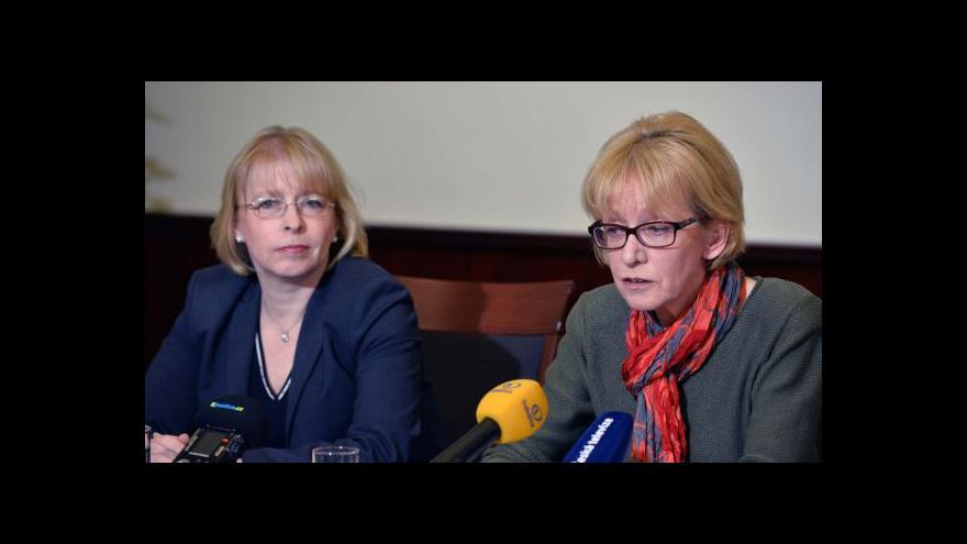 Video Válková k neshodám s Marvanovou: Spolupráci si umím představit