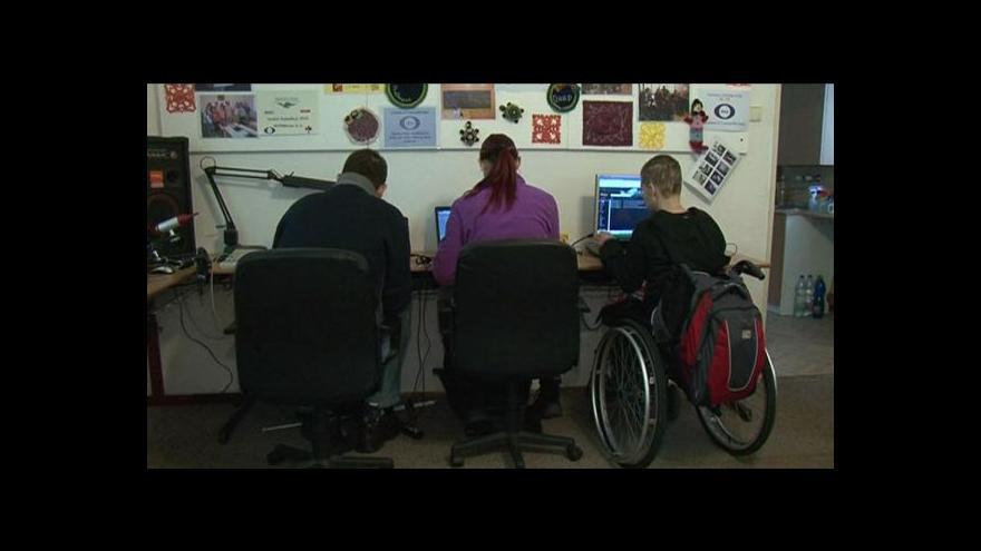 Video Stejná Šance ocenila firmy, které vychází vstříc handicapovaným