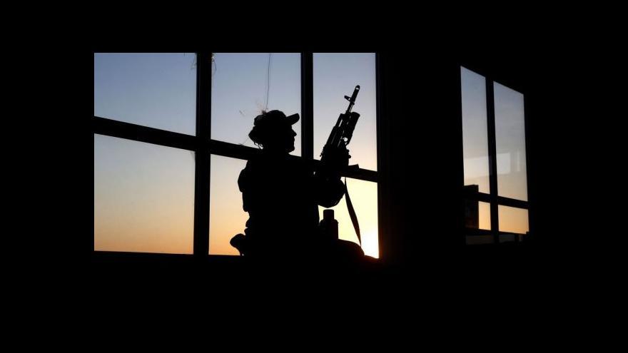Video Při bojích ve Slavjansku zemřeli dva civilisté