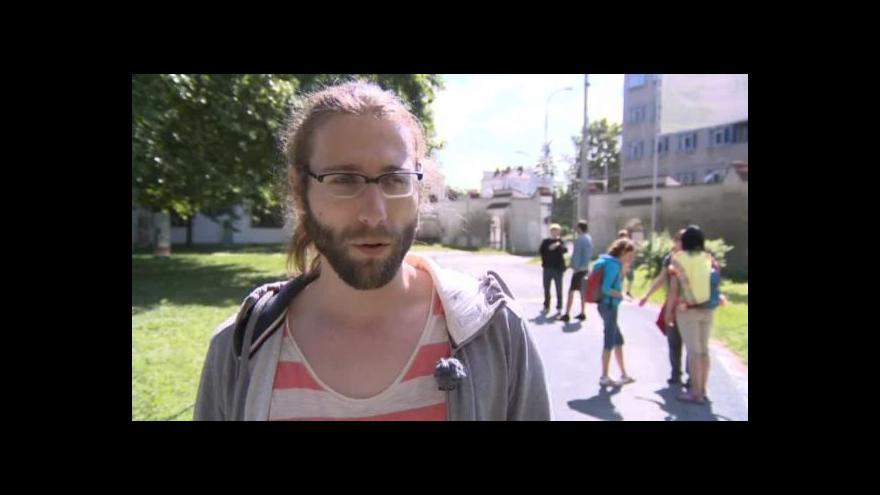 Video O pochodu smrti hovoří organizátor Jaroslav Ostrčilík