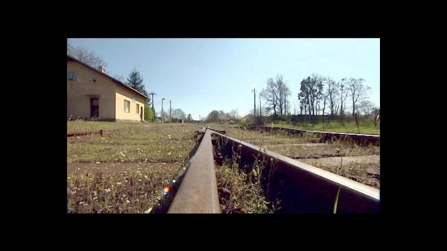Video Na trať Opava - Jakartovice se vrátí vlaky