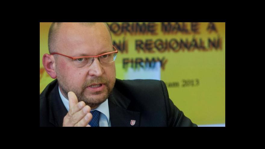 Video Bartošek z KDU-ČSL: Služební zákon je dobrý kompromis