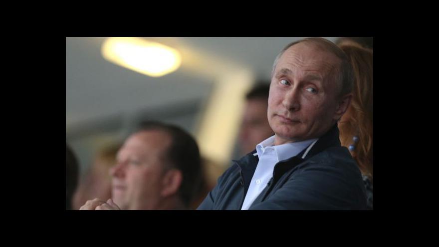 """Video Sudlianková: Rusové chtějí pomoci svým """"bratrům"""" na Ukrajině"""