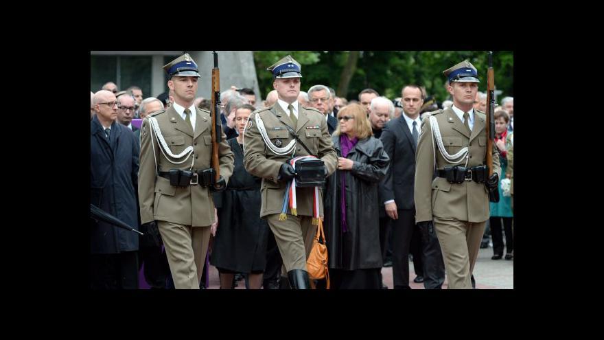 Video Události: Jaruzelski byl pohřben vedle obětí komunismu