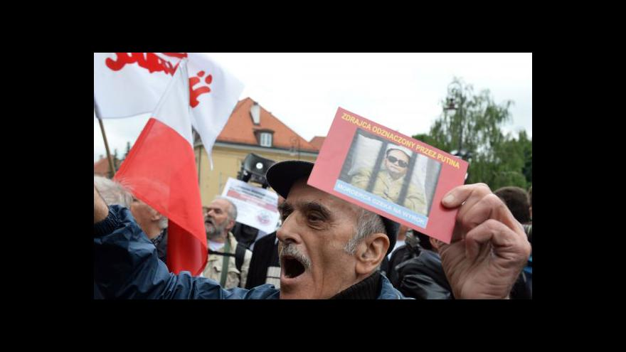 Video Publicistka: Jaruzelski vždy potlačoval hnutí odporu