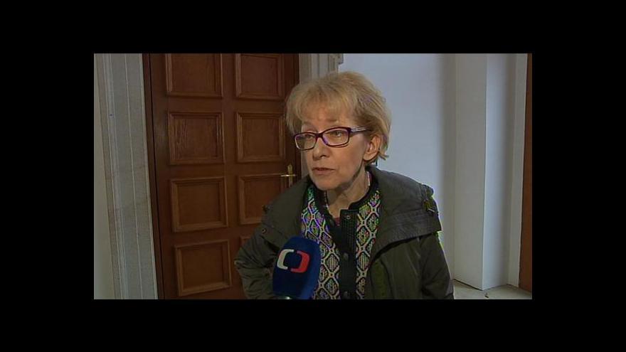 Video Válková: Resort řídí ministr