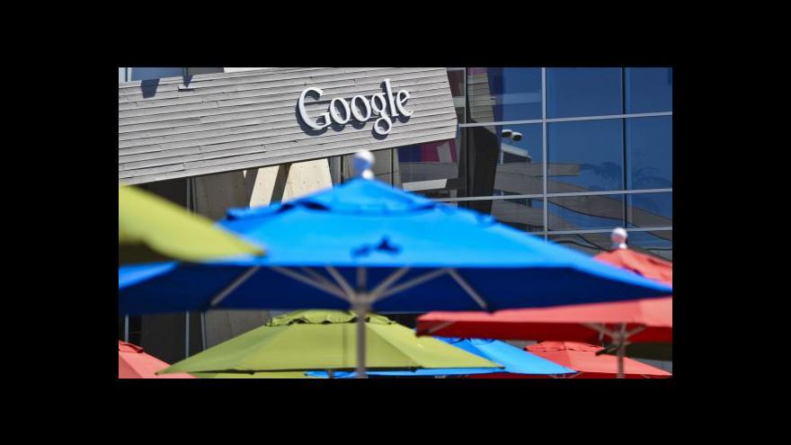 Video Reportáž: Lidé mohou žádat Google o odstranění údajů z vyhledávání