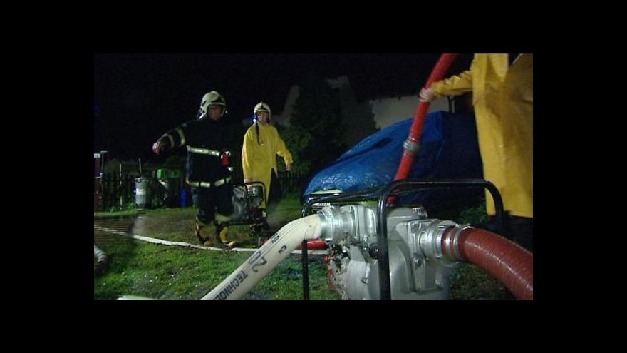 Video Události: Škody po povodních se sčítají