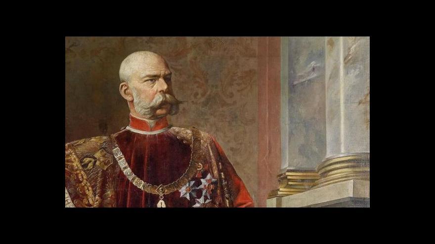 Video Obraz Franze Josefa skončil na skládce – i v aukční síni