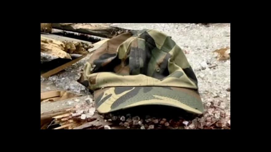 Video Šedivý: Kyjev musí vědět, že separatisté mají protiletecké střely
