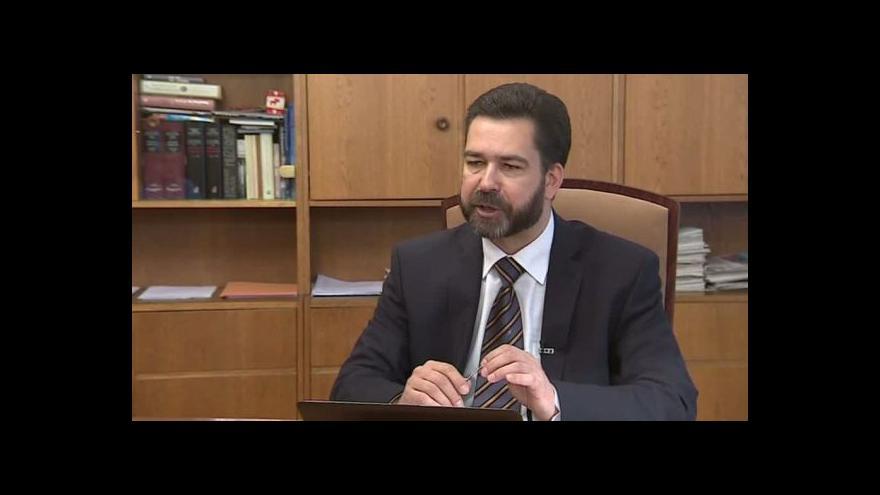 Video O Občanském soudním řádu hovoří soudce Roman Fiala