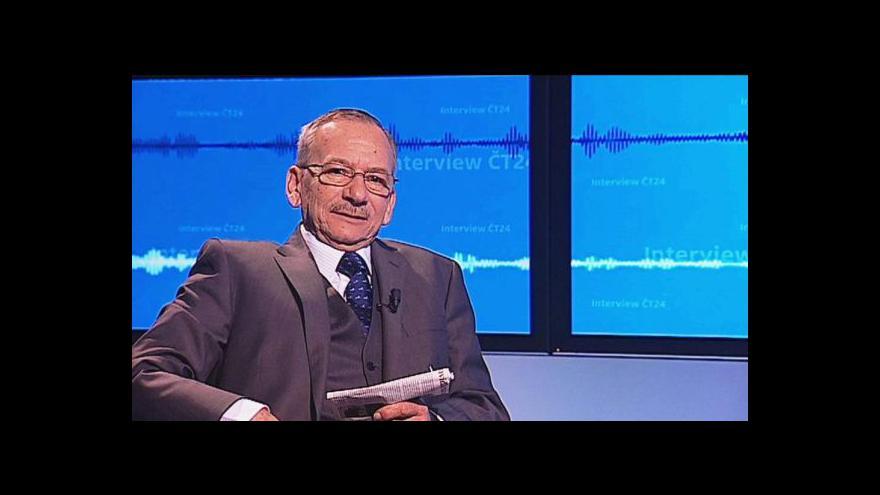 Video Prezident měl tentokrát šťastnou ruku, hodnotí senátor Kubera (ODS)