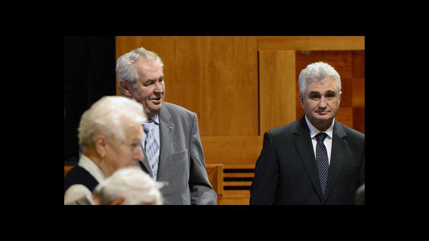 Video Senátor Horník (TOP 09): Nykodým byl nejslabším kandidátem