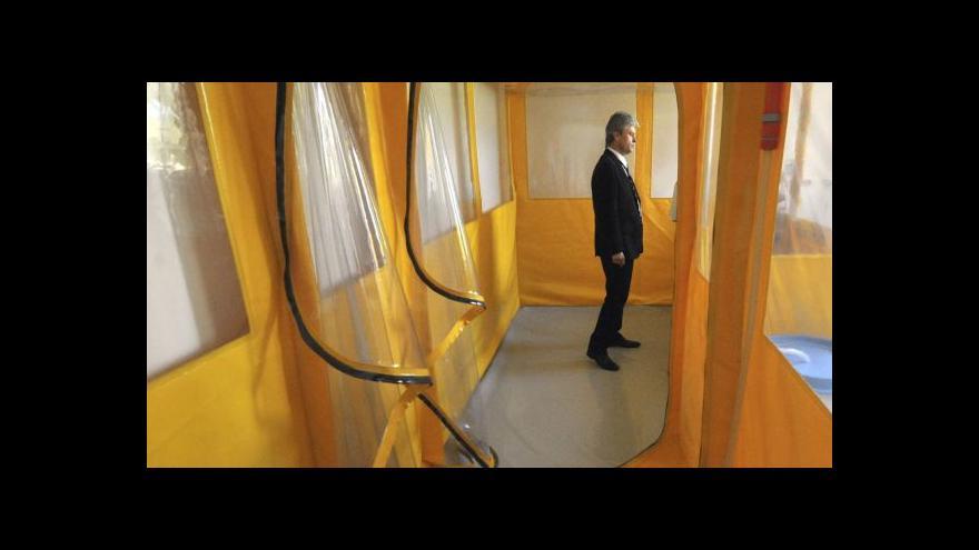 Video Lékař Prokop: Biobox? Pro nemocné s cholerou i SARSem