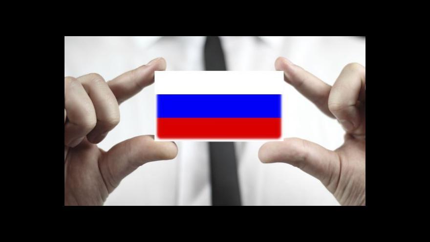 Video Události: Putin buduje Euroasijskou hospodářskou unii