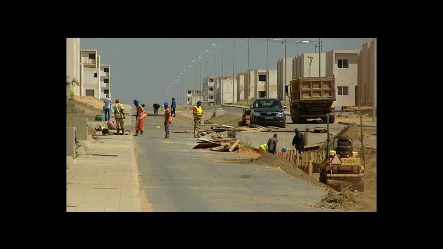 Video Horizont: Statisíce Portugalců hledá štěstí v africké Angole