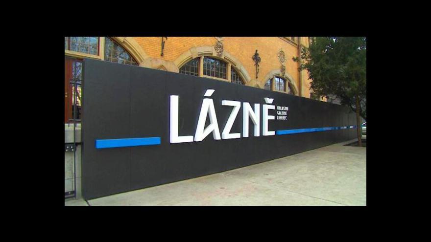 Video Na rekonstrukci libereckých lázní padá stín pochybností