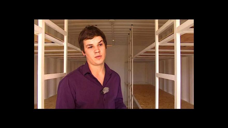 Video Jakub Zaviačič uspěl v soutěži Social Impact Award