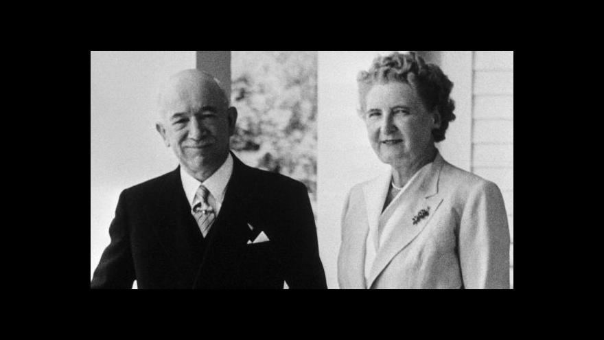 Video 130 let od narození Edvarda Beneše