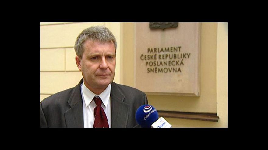 Video Stanislav Grospič: Přeběhlictví je stále aktuální téma