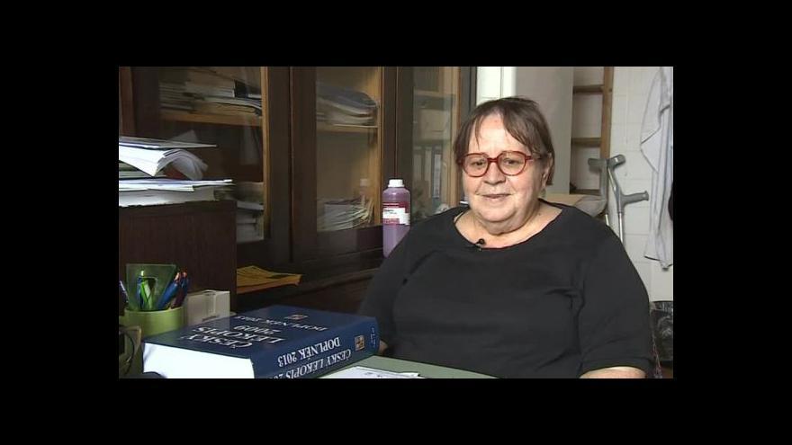 Video Blanka Kocourková o sběru bylinek a jejich léčivé síle