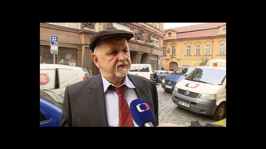 Video Hojerův advokát: Rozsudek mě nepřekvapil