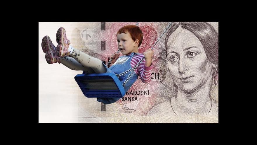 Video Michaela Marksová o daňových slevách na děti