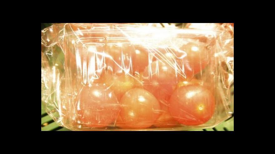 Video Bakterie E.coli stojí za problémem s marockými rajčaty