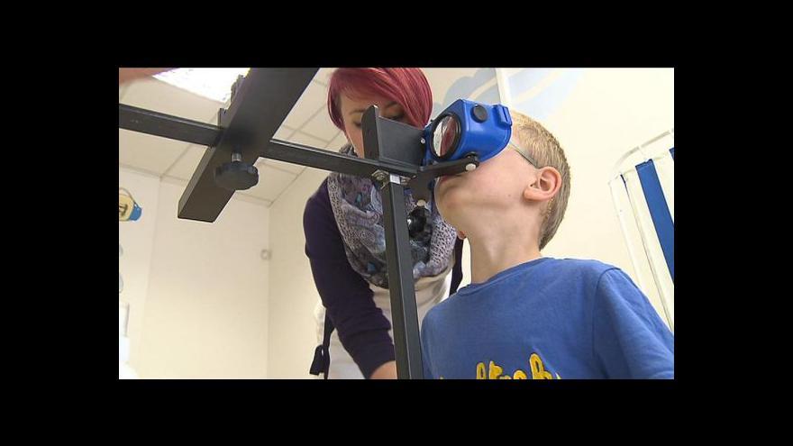 Video Péče o dětský zrak v metropoli