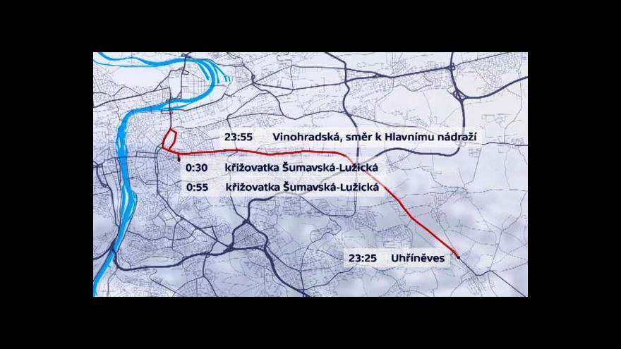 Video Vůz zavražděného jezdil po Praze hodinu a půl po jeho smrti