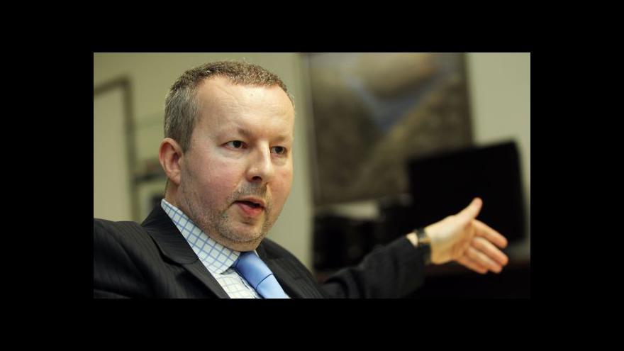 Video Brífink ministra Brabce o plánech pro Šumavu