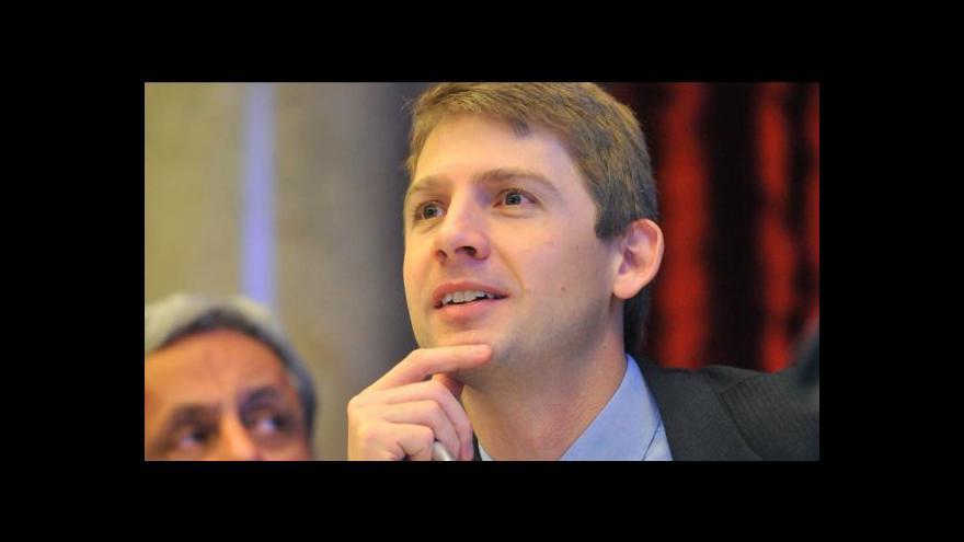 Video Mach: Místo vstupu by Unie měla Ukrajině nabídnout volný trh